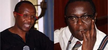 Raila anakutumia vibaya - Mutahi Ngunyi amwambia David Ndii