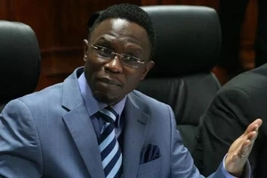 Ababu Namwamba's wife attacked for supporting her husband