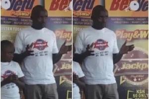 Jamaa aliyeshinda 'bet' ya KSh 12 milioni atabiri atakayeshinda Uchaguzi Mkuu