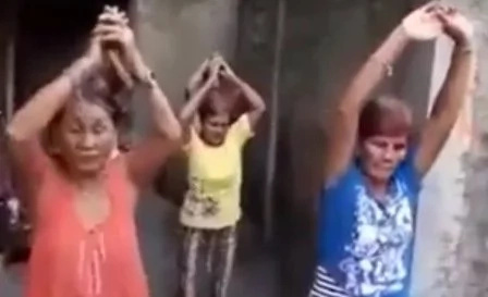 Video of dancing 'lolas' has gone viral