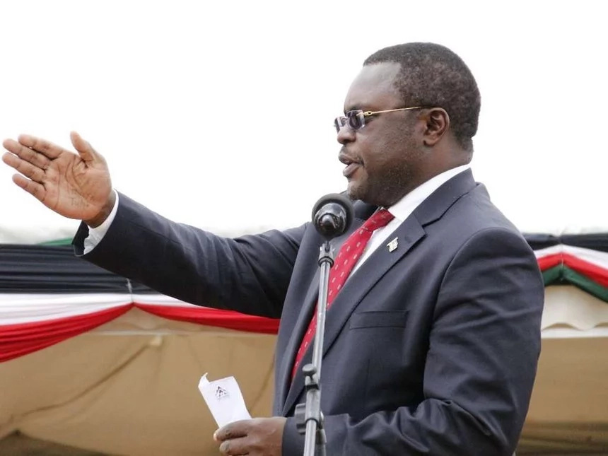 Bungoma Governor Kenneth Lusaka's campaigner shot dead