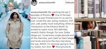 Anne Curtis shares how she went crazy over the recent Kdrama she watched