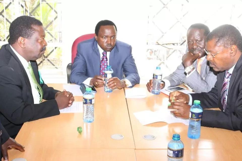 Seneta maarufu wa atoa masharti kwa Raila NASA ikishinda Uchaguzi Mkuu