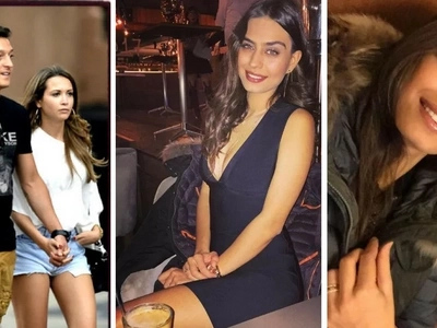 See one of the most beautiful girls in the world that will follow Arsenal star Mesut Ozil to the altar (photos)