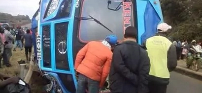 Top Nairobi county politician at owns buses accused of causing accidents