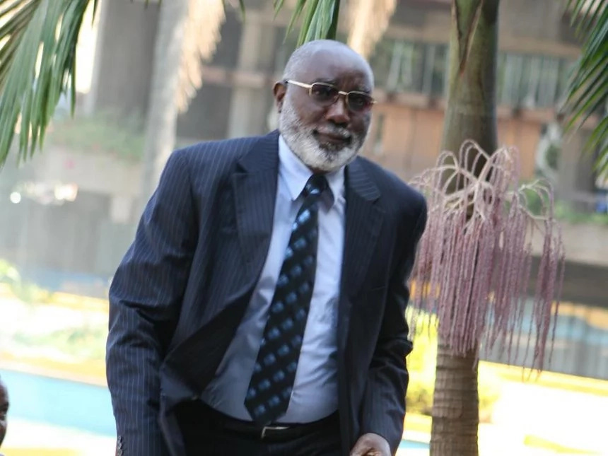 Haron Mwau to challenge Kidero in 2017