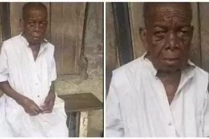 Kutana na mwanamke huyu mwenye miaka 134 kutoka Nigeria (picha)