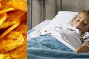 Attention aux dangers d'étouffement au popcorn pour les enfants en bas âge