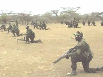 Good news from KDF following fierce bloody fight with al-shabaab along Kenyan border