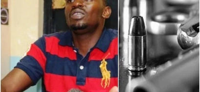 K24 journalist death-threatened by politician for writing 'offensive' material