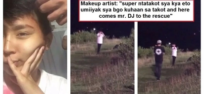 Intense video of Kathryn Bernardo crying while shooting 'La Luna Sangre' goes viral! Daniel Padilla came to the rescue by trying to comfort her!
