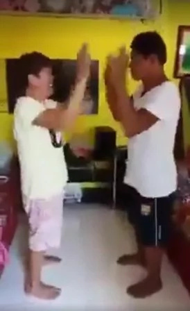 Could this be the best version of 'Pak Ganern'?