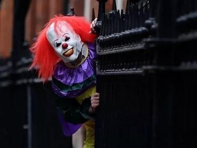Matakot ka na! Killer clown purge night sa October 31