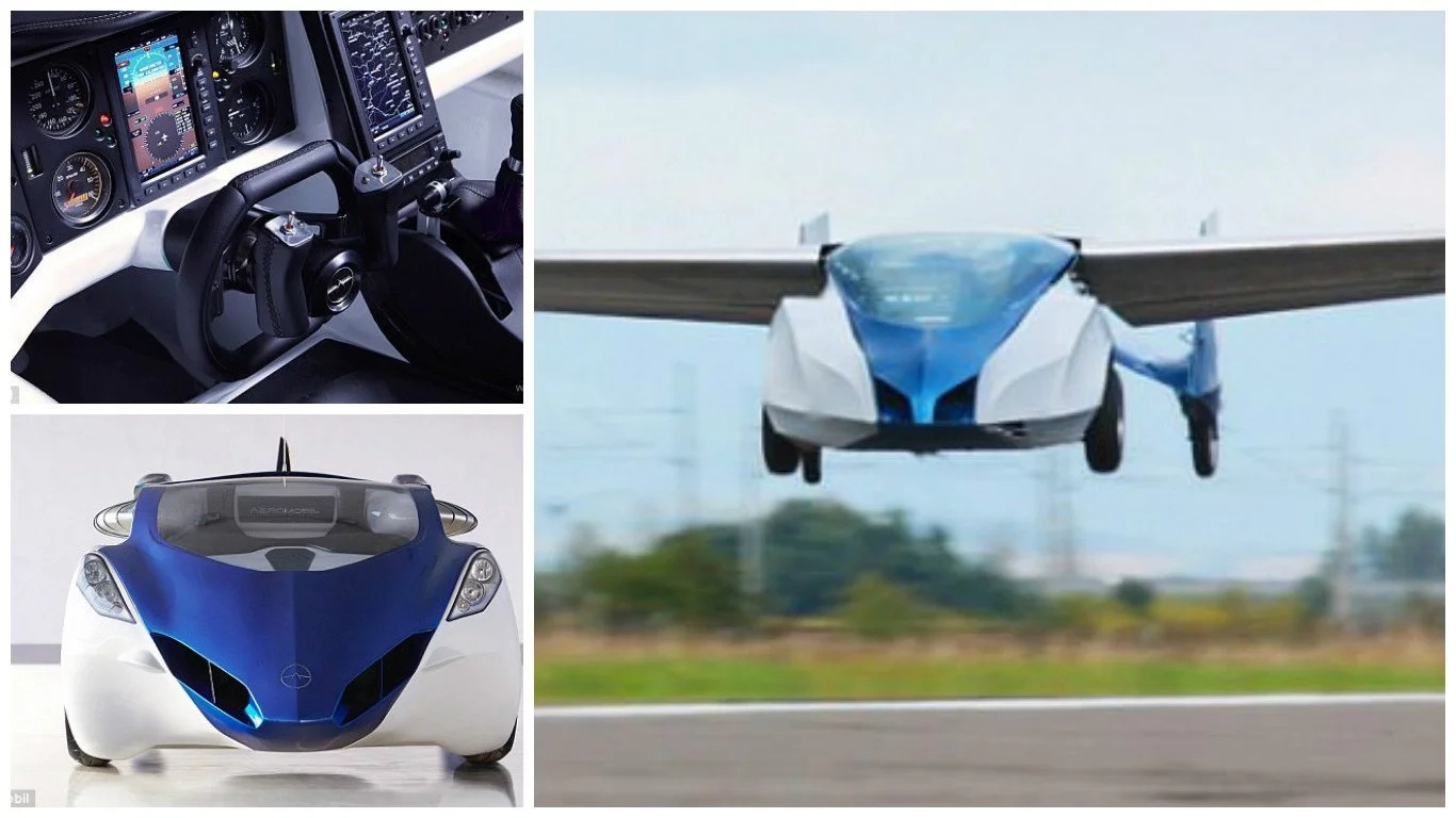 Wow! Flying car ready for pre-order this year after 10 years in making (photos, video)