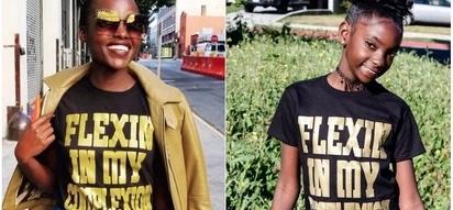 Heko! Lupita Nyong'o ajitokeza kuifadhili lengo la msichana mwenye umri wa miaka 11 la kuwahimiza wasichana wenye rangi nyeusi