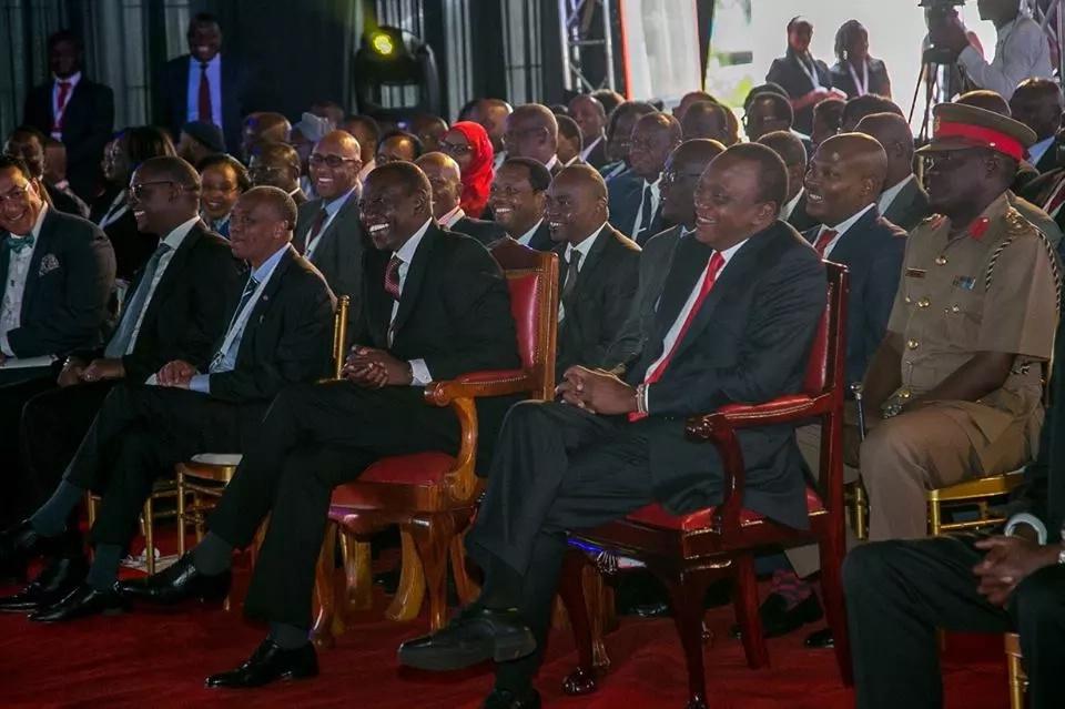 Uhuru Kenyatta admits he failed