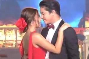 #Nakakakilig: Kathryn Bernardo makes everyone scream when she admits Daniel Padilla's a good kisser