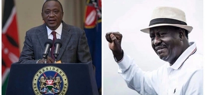 Uhuru asks Raila to wait until 2022 for dialogue