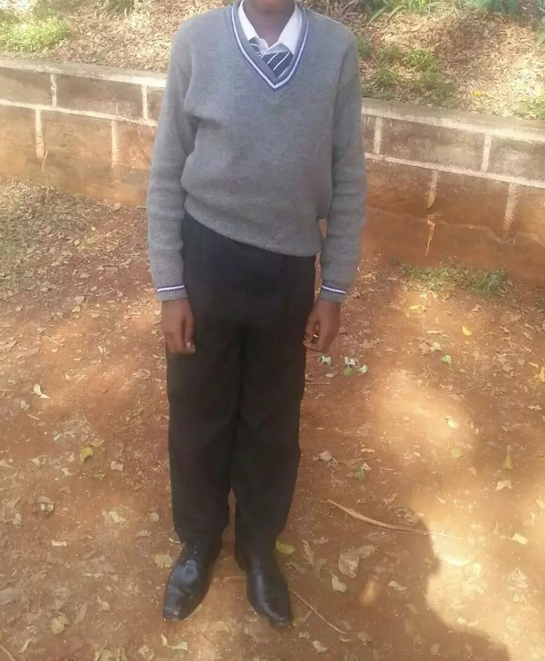 Form one cancer survivor assaulted at a school in Karatina, suffers blocked bladder