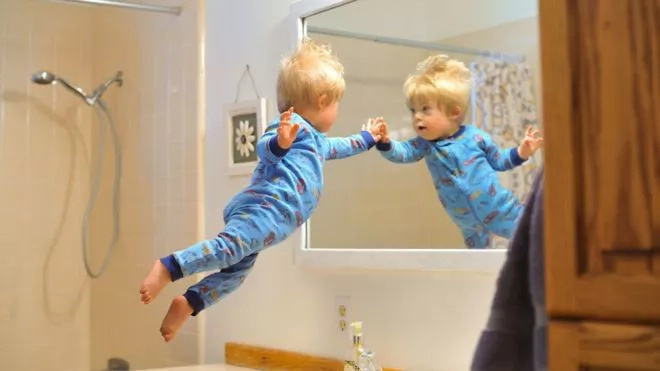 El niño con Síndrome de Down que vuela: una historia de amor