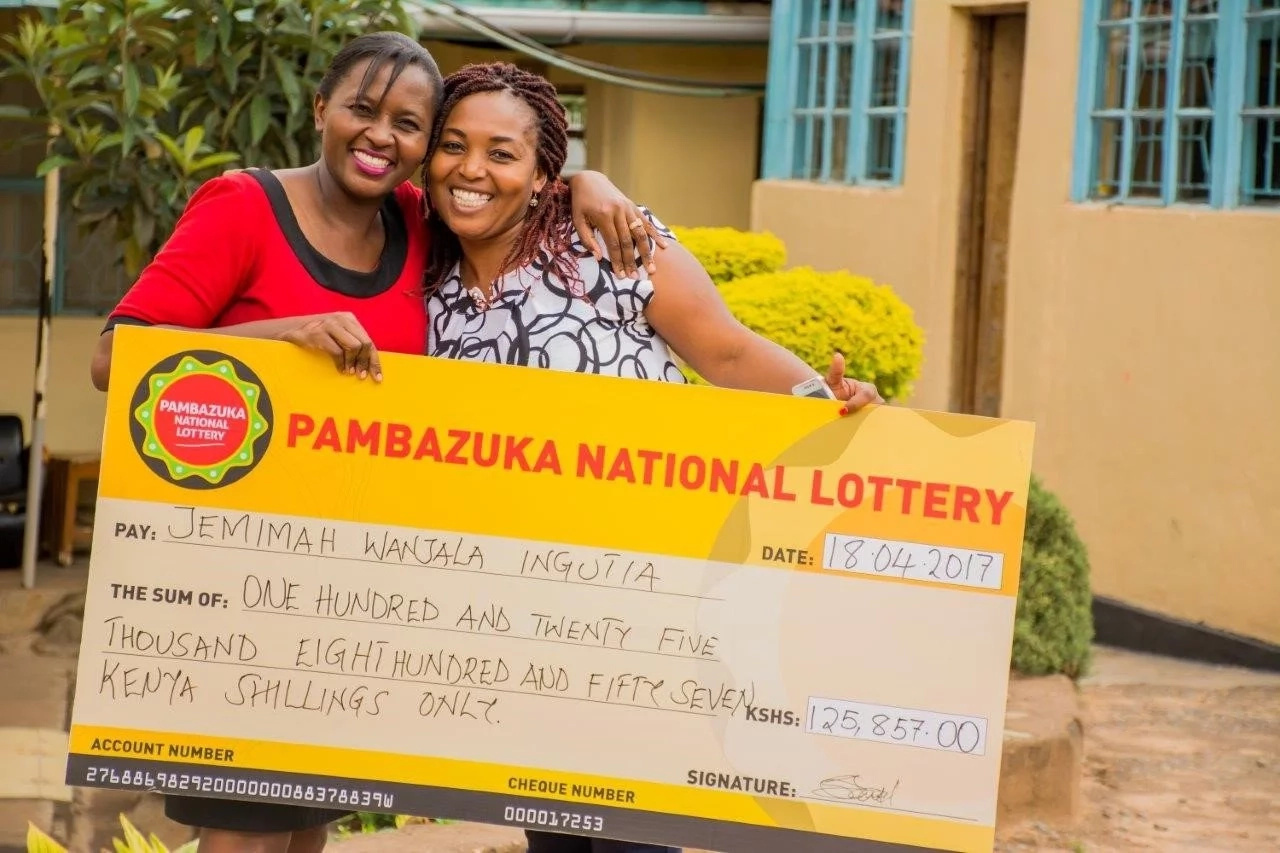 Lady Luck smiles on insurance worker as she gets KSh 125,000 in last minute entry