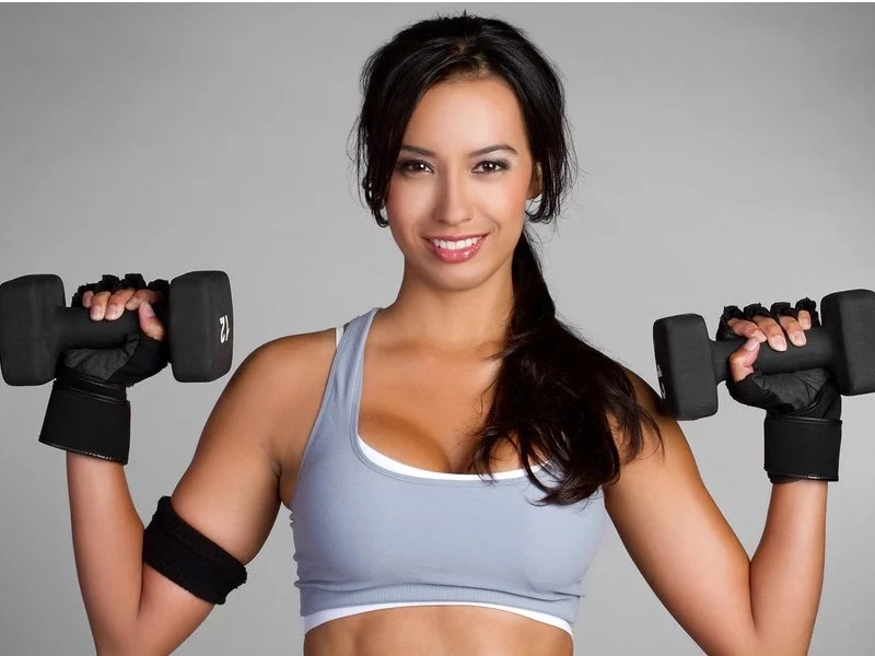 10 Effective Exercises To Remove Arm Fat In 2 Weeks