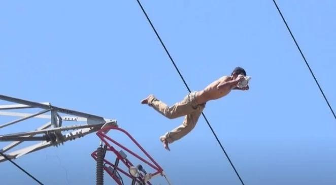 Dramático suicidio de un hombre que se lanzó de una torre