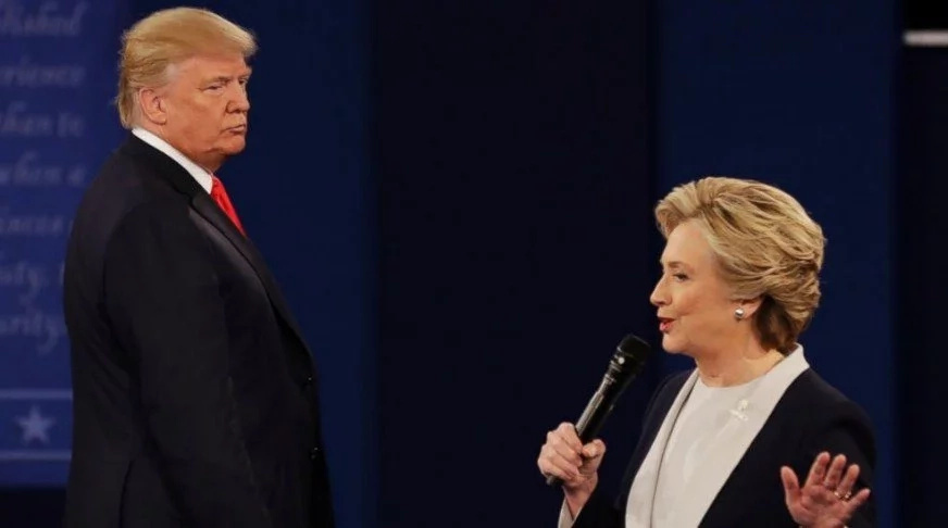 Clinton Prepared To Debate Trump In The Most BIZARRE STYLE