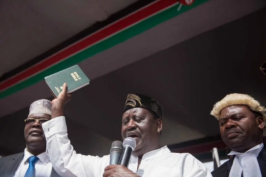 Willingly surrender yourselves to Central Police Station - Orengo tells NASA supporters