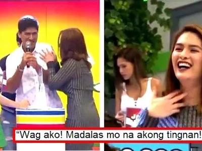 Ang lakas ni Bossing! Vic Sotto teased his wife Pauleen Luna on Eat Bulaga: 'Wala ka ng ibang ginawa sa buhay mo kundi titigan ako!'