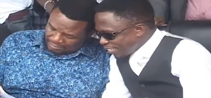Budalangi MP Ababu Namwamba under fire in his home county of Busia