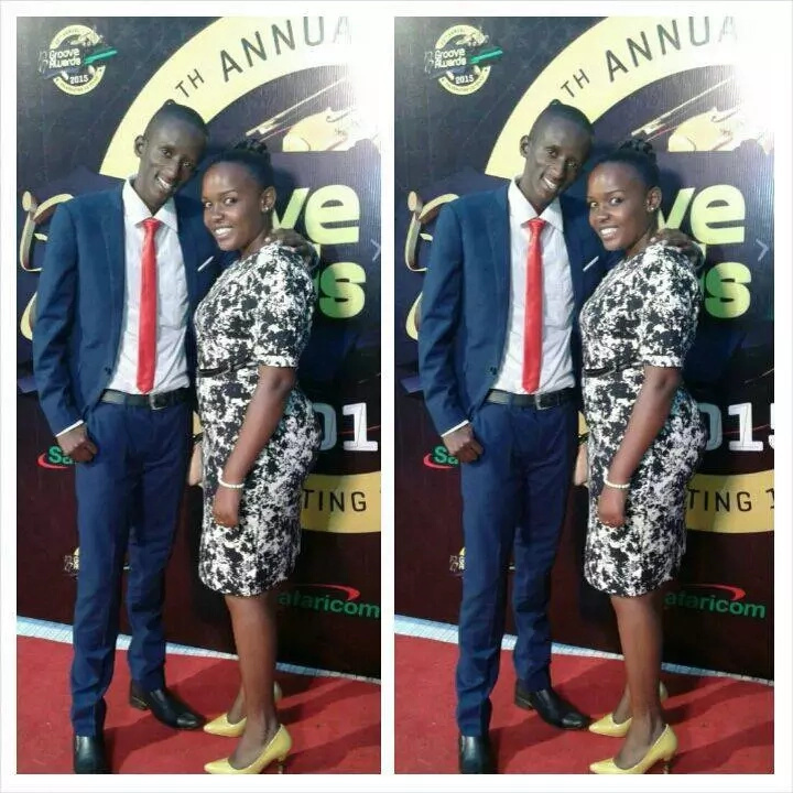 Image result for kenyan celebs couple on red carpets