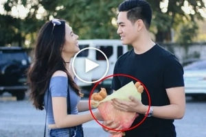 Netizens discuss this 'surprising' and awkward gift