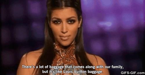 Kim Kardashian shows off her body in stunning gold bikini
