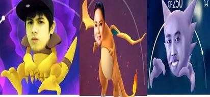 These funny Pokémon Go celebrity edition characters will make you go LOL!