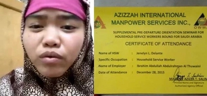 OFW was not allowed to seek medical treatment since she's under a 2 –year contract!