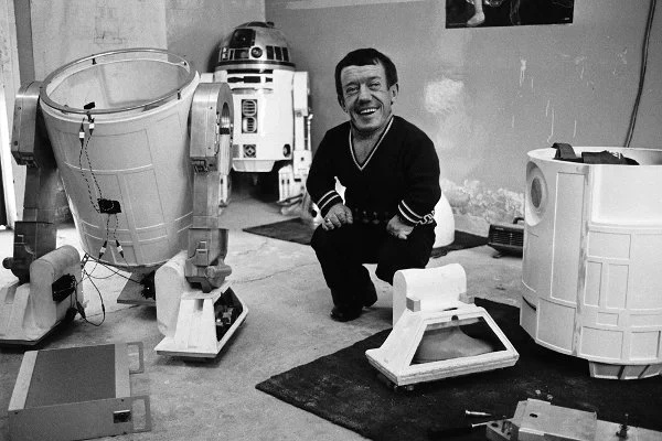 The actor that played R2D2 has passed away at the age of 81