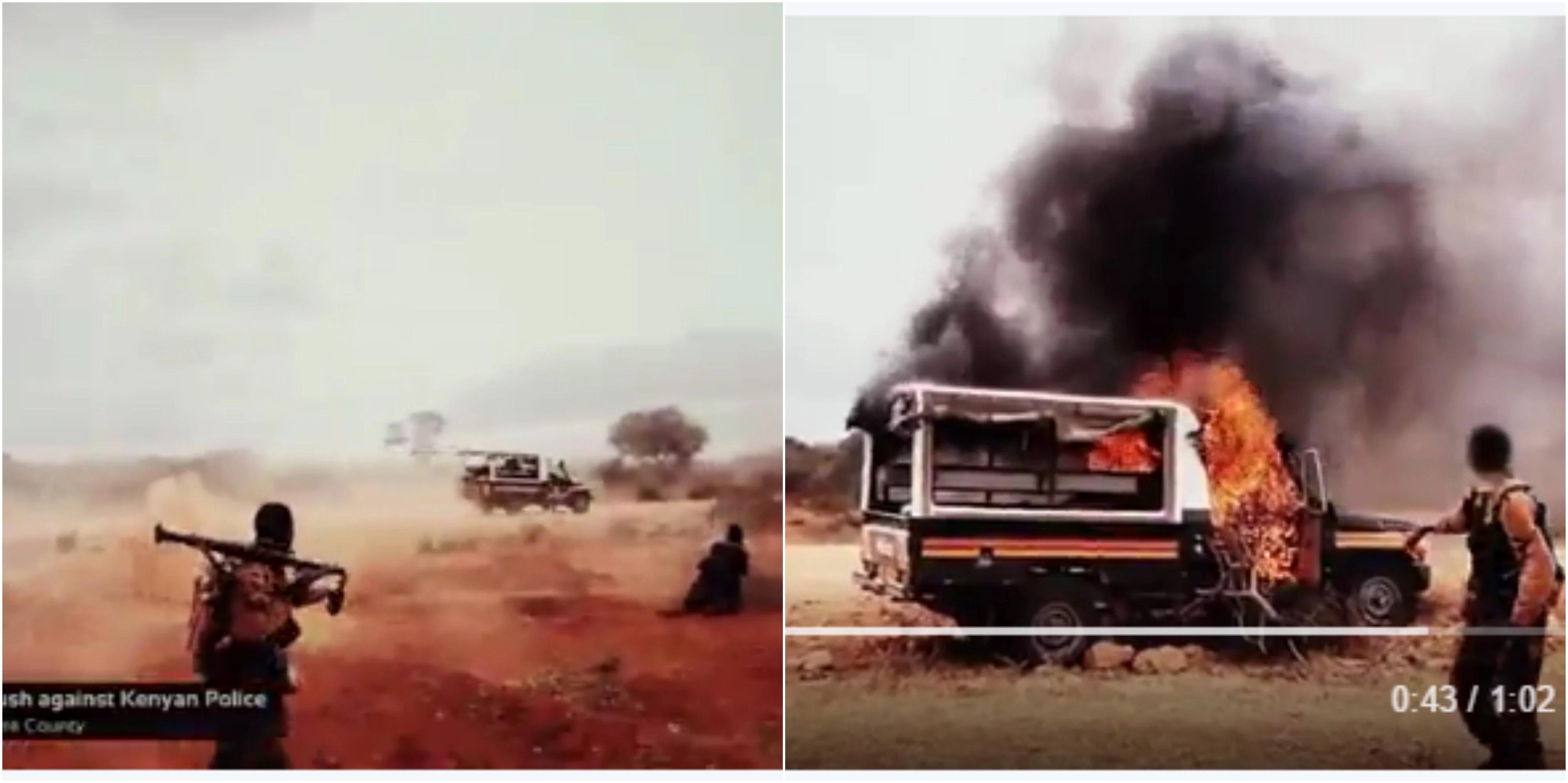 Al-Shabaab video