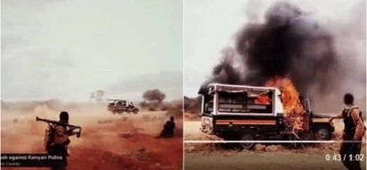 Al-Shabaab release video that will make any Kenyan boil with ANGER