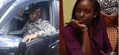 Aliyekuwa mpenzi wa bintiye Ruto apokea kichapo cha mbwa kwa kukosa kuwalipa wafuasi wake (picha)