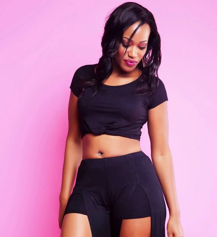 Kenyan woman shares how she lost weight and became a model
