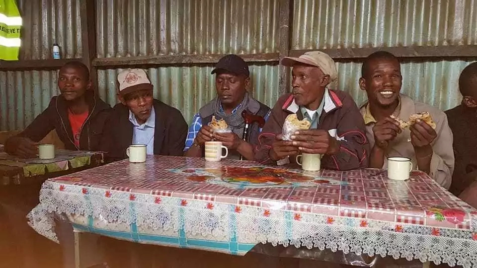 How Kabogo is conducting his campaigns will make you change your mind about him (photos)
