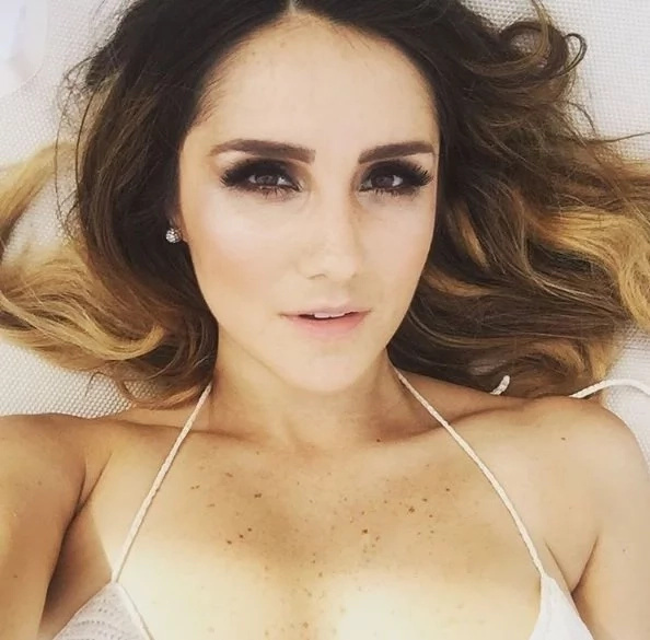 La foto al natural de Dulce María que conquistó Instagram