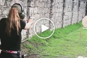 Angas ng datingan! Sarah Lahbati begins action-packed training for upcoming film
