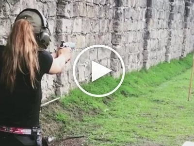 Angas ng datingan! Sarah Lahbati begins action-packed training for upcoming film