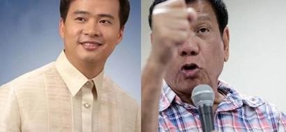 What Joel Villanueva thinks about President Duterte's war on drugs?
