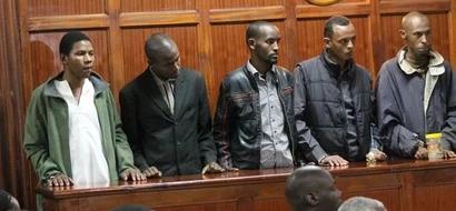 No Bail For Garissa Attack Terror Suspects
