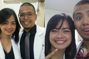 Goals, goals, goals! Lovers from Cebu pass Physician Licensure Exams, girl secures 4th spot