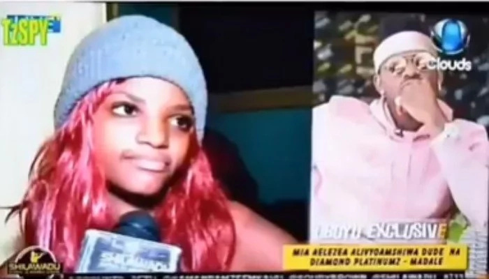 Sister to Diamond Platinumz alleged side chick claims to have slept with him