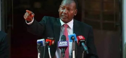 Number Of KDF Troops Killed In Al-Shabaab Attack Will Be Announced Soon-Nkaissery